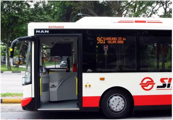 新加坡公交系统PK中国公交系统(1)