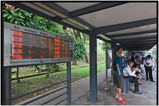 新加坡公交系统PK中国公交系统(6)