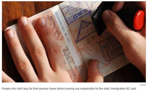 移民局遣返学生签证持有人原因大公开
