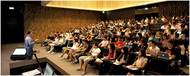 新加坡大学的兼职课程