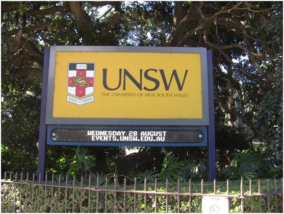 UNSW免费英语课 帮你提高语言水平